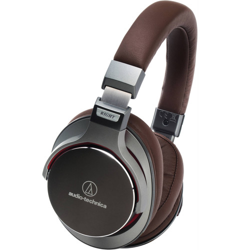 Audio-Technica Consumer ATH-MSR7 SonicPro Audio Headphones (Gun Metal)