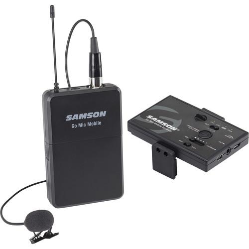 Samson Go Mic Mobile Digital Wireless System
