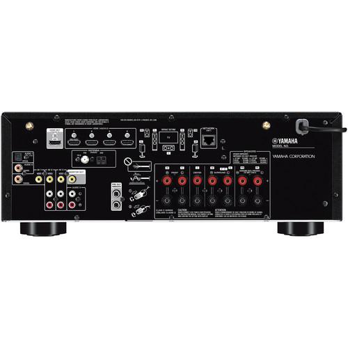 Yamaha RX-V585 7.2-Channel MusicCast A/V Receiver