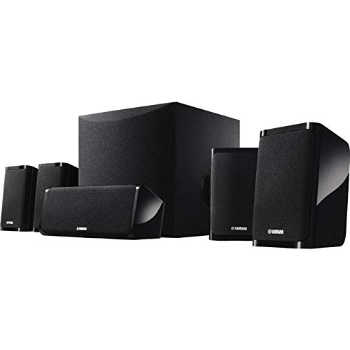Yamaha NS-P41 5.1 Channel Home Theatre Speaker (Black)