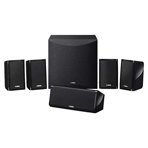 Yamaha NS-P41 5.1 Channel Home Theatre Speaker (Black)
