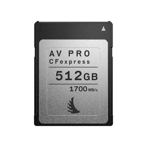 Angelbird 512GB AV Pro CFexpress 2.0 Type B Memory Card Online Buy Mumbai India 01