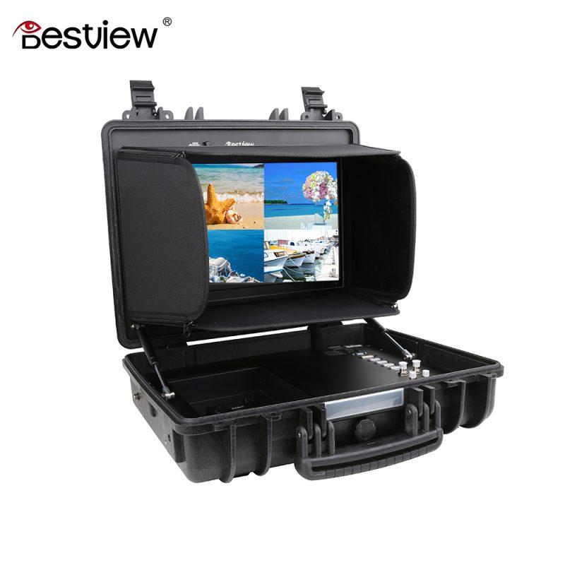 Bestview SP15 4K Portable Case Monitor