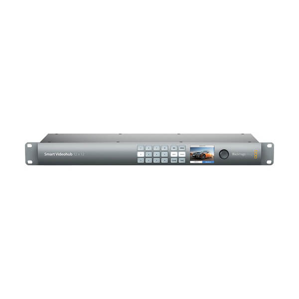 Blackmagic Design Smart Videohub 12 x 12 6G-SDI