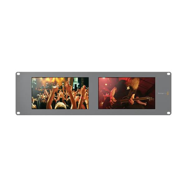 Blackmagic Design SmartView Duo Rackmountable Dual
