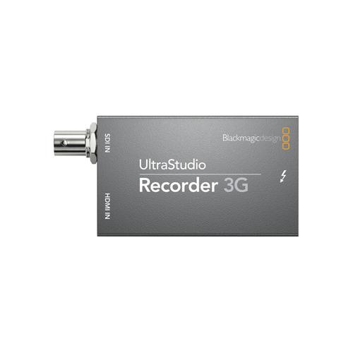 Blackmagic Design UltraStudio 3G Recorder