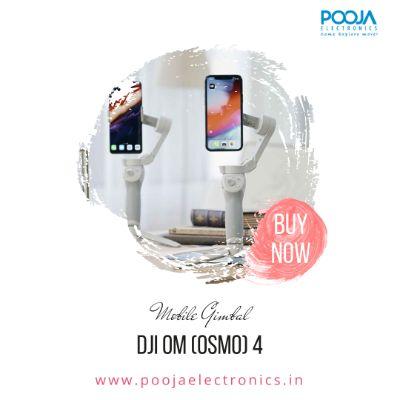 DJI OM 4 Insta Promo Pooja Electronics