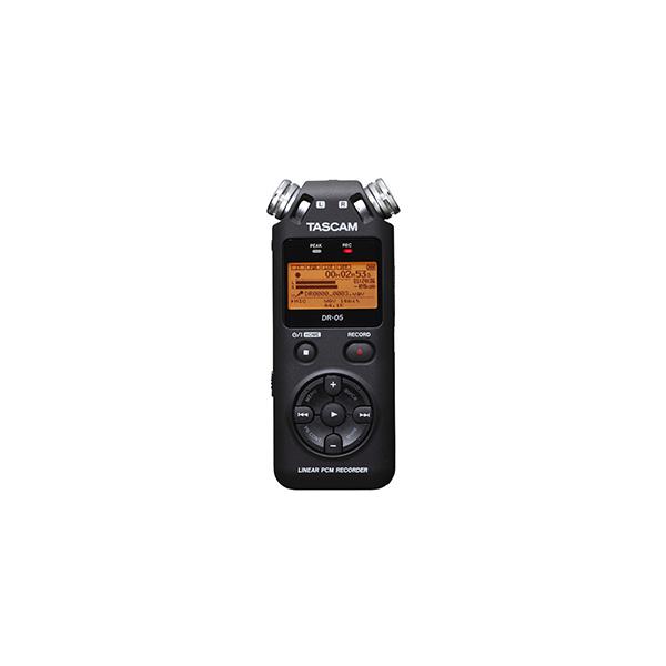 Tascam DR-05 Portable Handheld Digital Audio Recorder Version 2