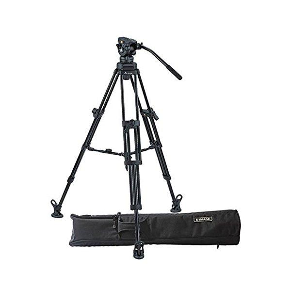 E-Image Tripod Kit With Fluid Head EI-7060-AA