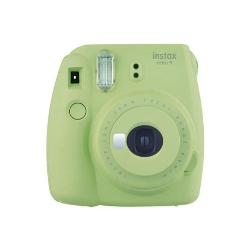 Fujifilm INSTAX Mini 9+ Instant Camera Kit (Lime Green)