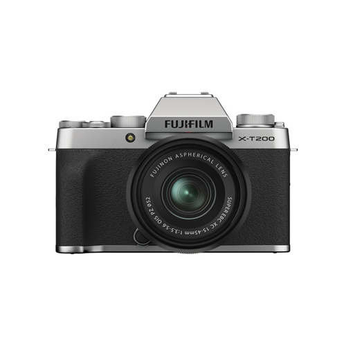 Fujifilm X-T200 Mirrorless Camera with 15-45mm Lens