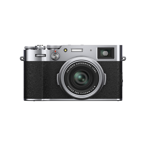 Fujifilm X100V Digital Camera (Silver)