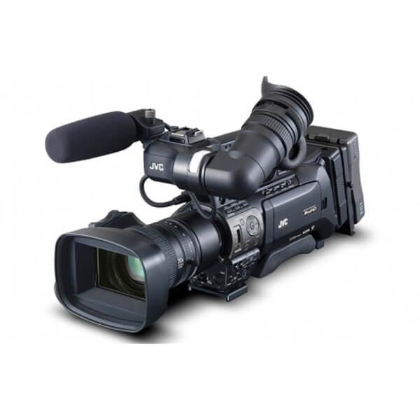 JVC GY-HM850E Full HD shoulder-mount ENG/studio camcorder