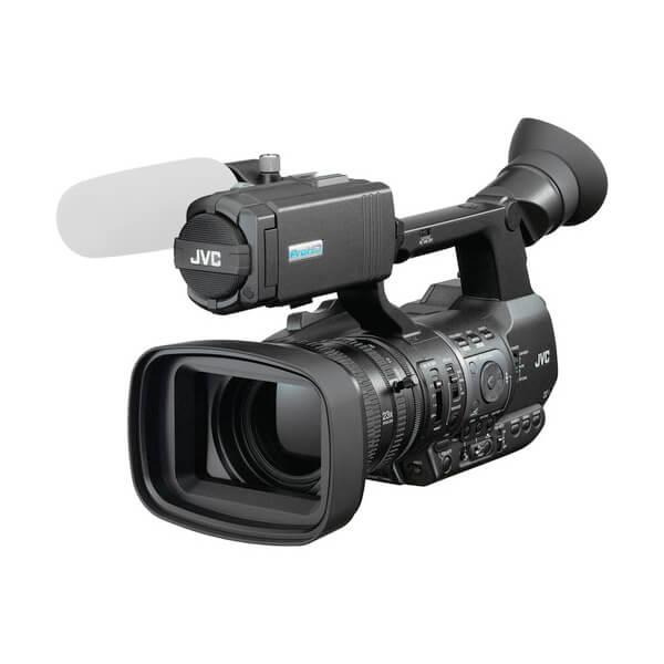 JVC GY-HM600E HD ENG Camcorder