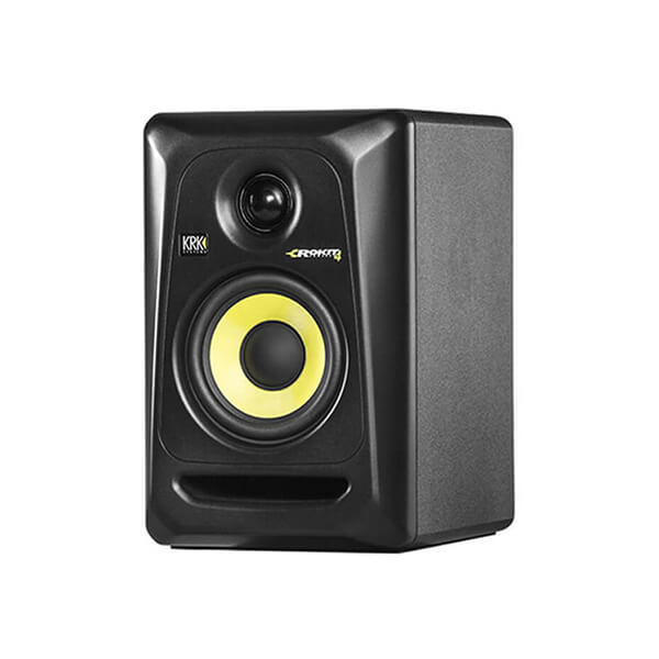 "KRK Rokit 4 G3 30W 4"" Two-Way Active Studio Monitor (Black)"