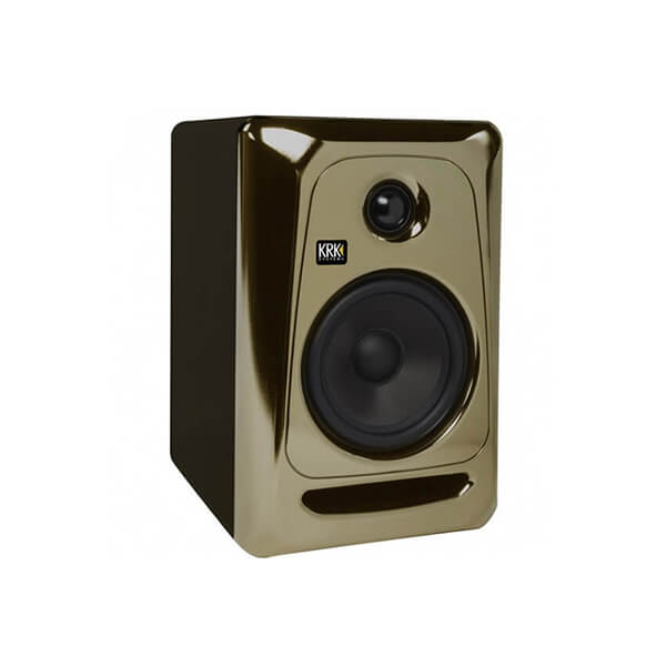 KRK Rokit 5 G3 Black Gold Limited Edition