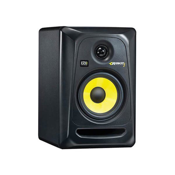 "KRK Rokit 5 G3 - 50W 5"" Two-Way Active Studio Monitor (Black)"