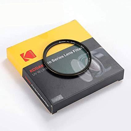 Kodak Pro Series 49mm 16 Layers UV Filter (Black)