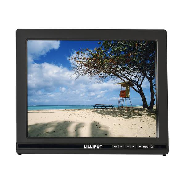 """Lilliput FA1000-NP/C/T 9.7"""" HDMI 5-Wire Touchscreen Monitor"""