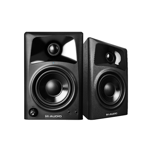 M-Audio AV32 Compact Desktop Speakers for Professional Media (Pair)