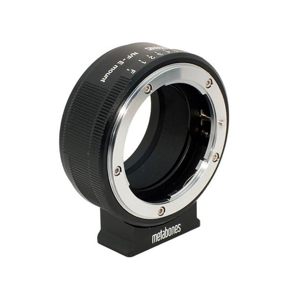 Metabones Nikon G to E-mount