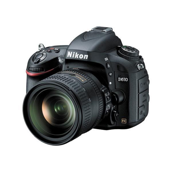 Nikon D610 DSLR Camera with 24-85mm Lens