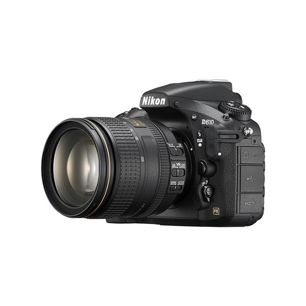Nikon D810 DSLR Camera with 24-120mm Lens