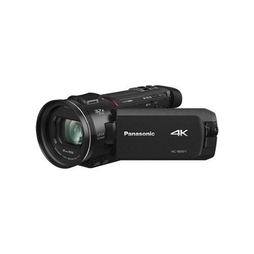Panasonic HC-WXF1 UHD 4K Camcorder