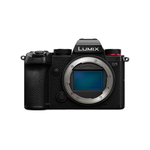 Panasonic Lumix DC-S5 Mirrorless Digital Camera Body