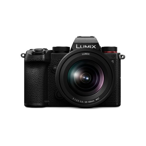 Panasonic Lumix DC-S5 Mirrorless Digital Camera with 20-60mm Lens