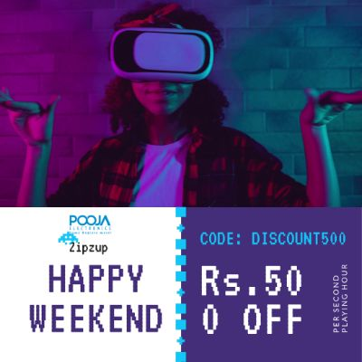 Pooja Electronics Disocunt Promo