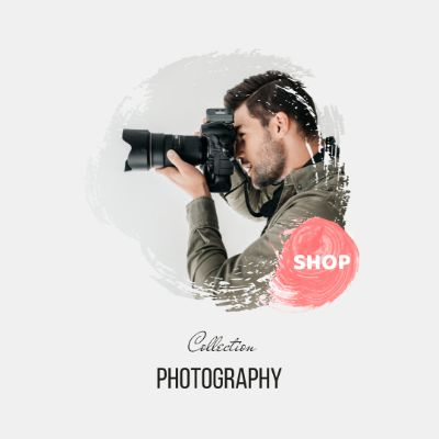 Pooja Electronics Instagram Photography Banner