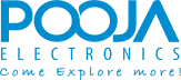Pooja Electronics Logo