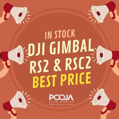 Pooja electronics DJI Rnonin in Stock