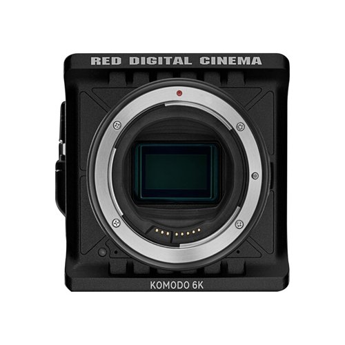 Red KOMODO 6K Digital Camera Starter Pack