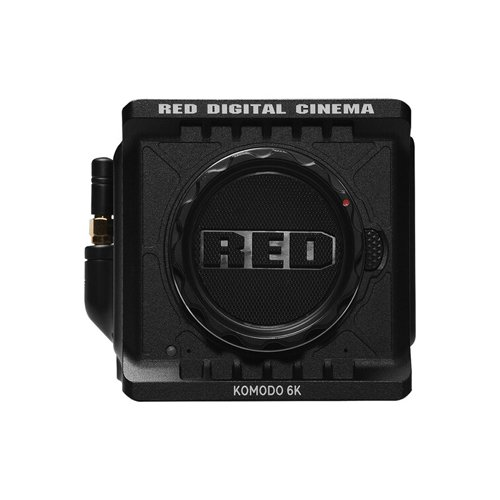 Red KOMODO 6K Digital Cinema Camera (Canon RF)
