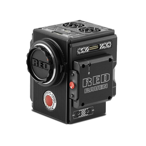 Red Raven Professional Camera
