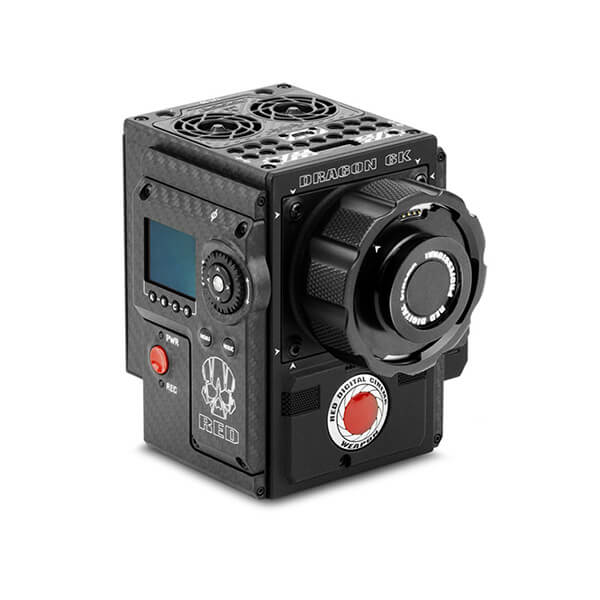 Red weapon Professional Camera