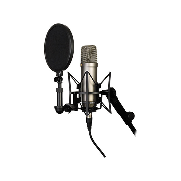 Rode NT1A Large Diaphragm Condenser Microphone