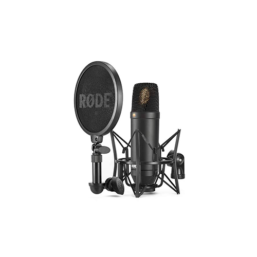 Rode NT1 Microphone with AI1 Audio Interface