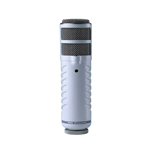 Rode Podcaster USB Broadcast Microphone (Grey)