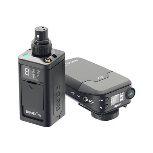 Rode RODELink Newsshooter Kit - Digital Wireless System for News Gathering and Reporting