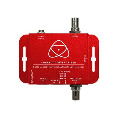 Atomos Connect Convert Fiber | SDI to Fiber