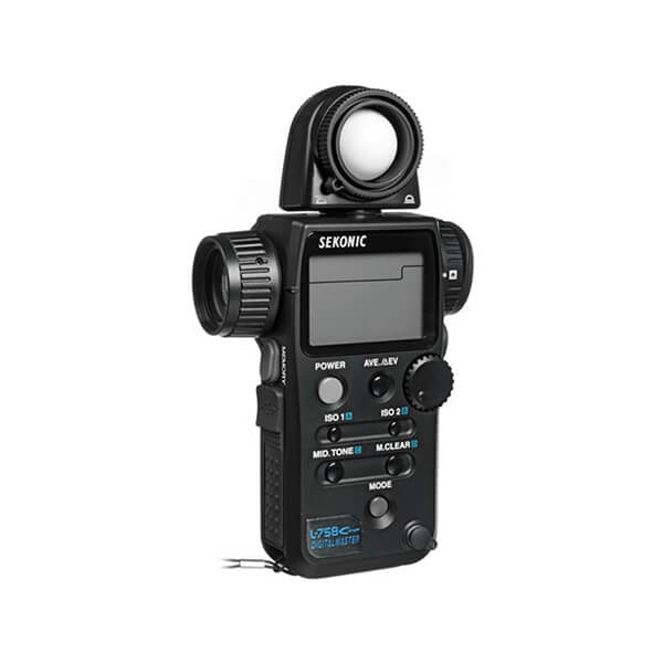 Sekonic L-758 Cine DigitalMaster Light Meter