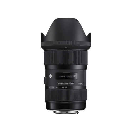 Sigma 18-35mm f/1.8 DC HSM Art Lens for Canon