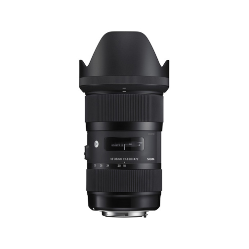 Sigma 18 35mm f1.8 DC HSM Art Lens for Nikon F Online Buy Mumbai India 01
