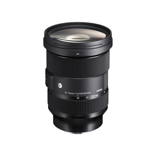Sigma 24-70mm f/2.8 DG DN Art Lens for L Mount