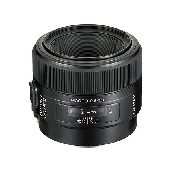 Sony 50mm f/2.8 Macro Prime Lens