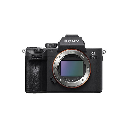 Sony Alpha a7 III (ILCE-7M3) Mirrorless Camera (Body Only)