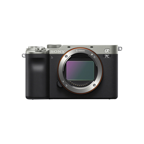 Sony Alpha a7C Mirrorless Digital Camera (Body Only)